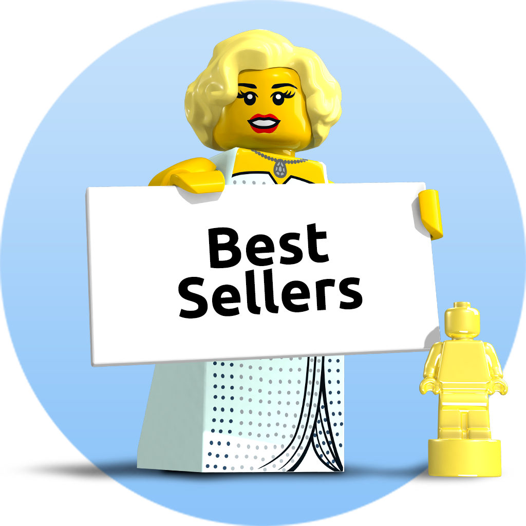 Lego Best Sellers