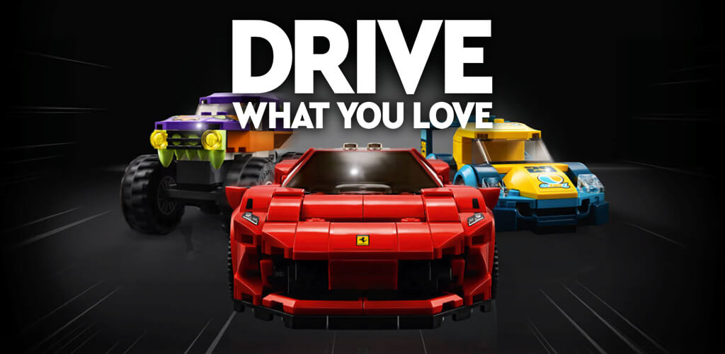 Drive what you love