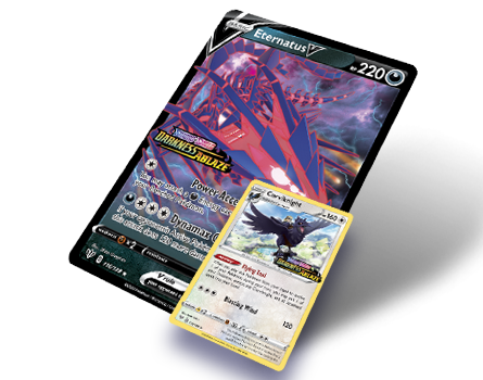 Pokemon Eternatus XL & Corviknight